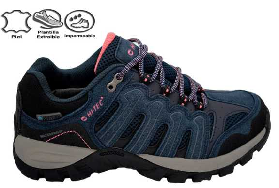 GREGAL LOW WP NAVY BLOSSOM