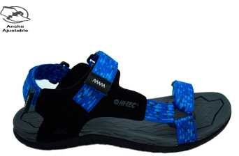 CALIF. MANATI BLACK/COBALT